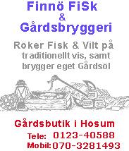 Finnö fisk & Grådsbryggeri