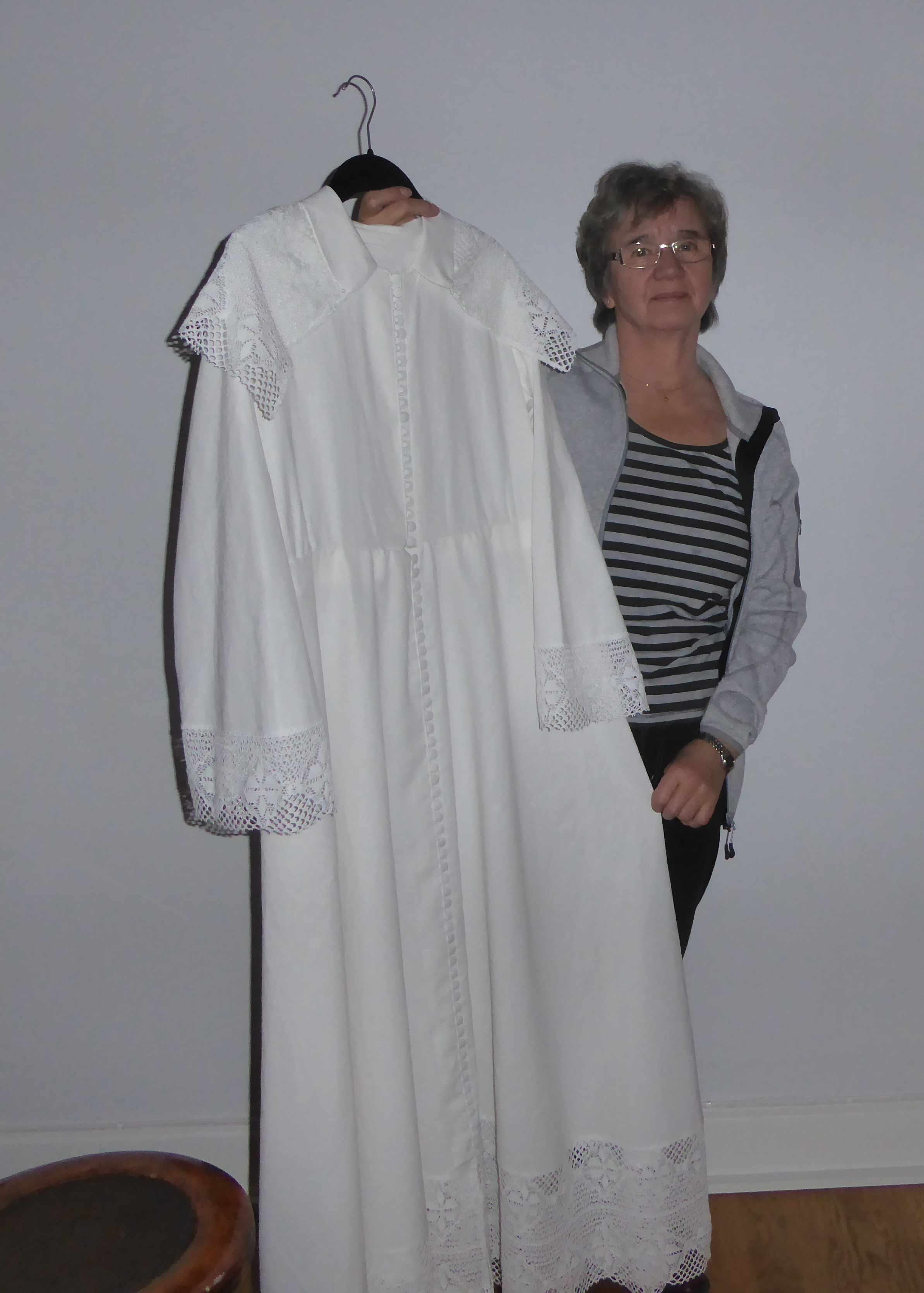 luciaklänning