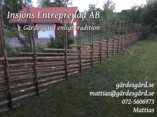 Insjöns Entreprenad AB