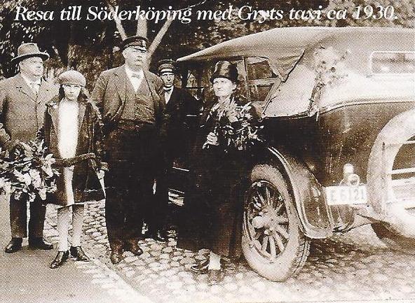 Bergströms taxi