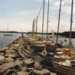 Fyrudden hamn
